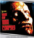 House of 1000 Corpses - Blu-Ray movie cover (xs thumbnail)