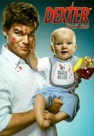 """""""Dexter"""" - Czech DVD cover (xs thumbnail)"""