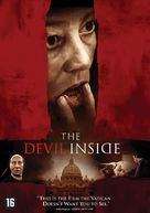 The Devil Inside - Dutch DVD cover (xs thumbnail)