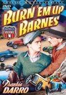 Burn 'Em Up Barnes - DVD cover (xs thumbnail)