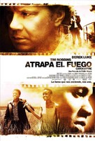 Catch A Fire - Spanish Movie Poster (xs thumbnail)
