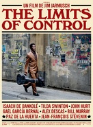 The Limits of Control - French Movie Poster (xs thumbnail)