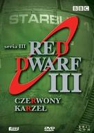 """Red Dwarf"" - Polish DVD movie cover (xs thumbnail)"