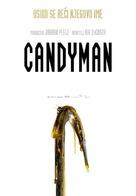 Candyman - Croatian Movie Poster (xs thumbnail)