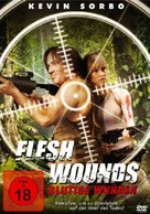 Flesh Wounds - German Movie Cover (xs thumbnail)