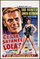 Damn Yankees! - Belgian Movie Poster (xs thumbnail)
