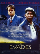 The Shawshank Redemption - French Movie Poster (xs thumbnail)