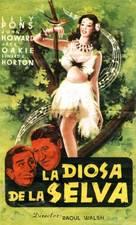 Hitting a New High - Spanish Movie Poster (xs thumbnail)