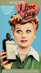 """I Love Lucy"" - VHS movie cover (xs thumbnail)"