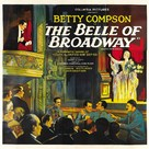 The Belle of Broadway - Movie Poster (xs thumbnail)