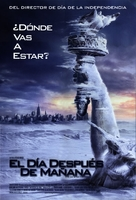 The Day After Tomorrow - Mexican Movie Poster (xs thumbnail)
