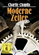 Modern Times - German Movie Cover (xs thumbnail)