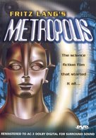 Metropolis - Canadian Movie Cover (xs thumbnail)