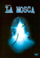 The Fly - Argentinian DVD movie cover (xs thumbnail)