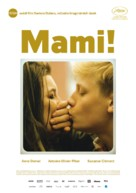 Mommy - Czech Movie Poster (xs thumbnail)