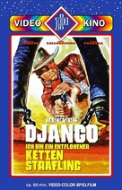 Vivo per la tua morte - German DVD movie cover (xs thumbnail)