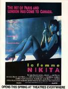 Nikita - Canadian Movie Poster (xs thumbnail)