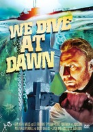We Dive at Dawn - British Movie Cover (xs thumbnail)