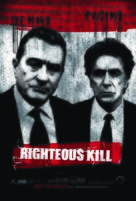 Righteous Kill - Movie Poster (xs thumbnail)