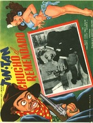 Chucho el remendado - Mexican Movie Poster (xs thumbnail)