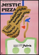 Mystic Pizza - Polish Movie Poster (xs thumbnail)