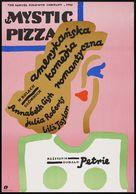 Mystic Pizza - Polish Movie Poster (xs thumbnail)