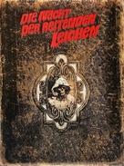 La noche del terror ciego - Austrian Blu-Ray movie cover (xs thumbnail)