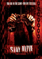 Stay Alive - DVD cover (xs thumbnail)