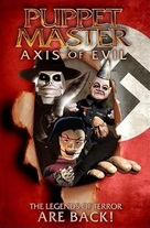 Puppet Master: Axis of Evil - DVD cover (xs thumbnail)