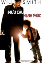 The Pursuit of Happyness - Vietnamese DVD cover (xs thumbnail)