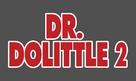 Doctor Dolittle 2 - Brazilian Logo (xs thumbnail)