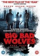Big Bad Wolves - British DVD cover (xs thumbnail)