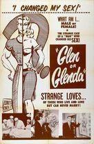 Glen or Glenda - British Movie Poster (xs thumbnail)