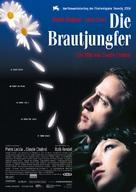 Demoiselle d'honneur, La - German Movie Poster (xs thumbnail)