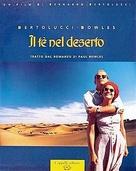 The Sheltering Sky - Italian Movie Cover (xs thumbnail)