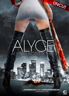 Alyce - German DVD cover (xs thumbnail)