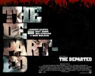 The Departed - British Movie Poster (xs thumbnail)
