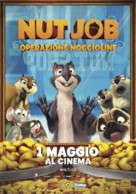 The Nut Job - Italian Movie Poster (xs thumbnail)