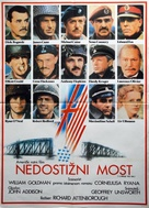 A Bridge Too Far - Yugoslav Movie Poster (xs thumbnail)
