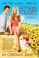 Letters to Juliet - British Movie Poster (xs thumbnail)