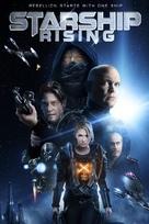 Starship: Rising - DVD cover (xs thumbnail)