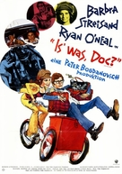 What's Up, Doc? - German Movie Poster (xs thumbnail)