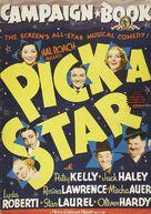 Pick a Star - poster (xs thumbnail)