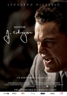 J. Edgar - Romanian Movie Poster (xs thumbnail)