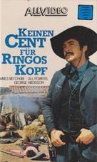 Massacro al Grande Canyon - German VHS cover (xs thumbnail)