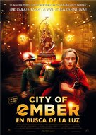 City of Ember - Spanish Movie Poster (xs thumbnail)