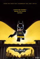 The Lego Batman Movie - Icelandic Movie Poster (xs thumbnail)
