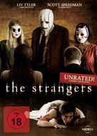 The Strangers - German Movie Cover (xs thumbnail)