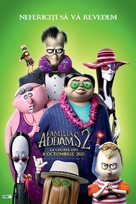 The Addams Family 2 - Romanian Movie Poster (xs thumbnail)