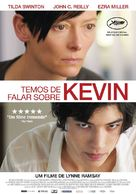 We Need to Talk About Kevin - Portuguese Movie Poster (xs thumbnail)